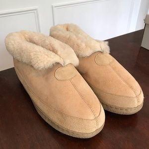 Premium Australian Sheepskin Slippers Size 11